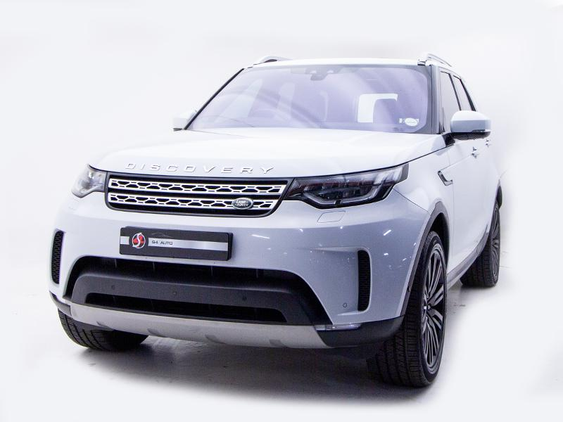Land Rover Discovery My17 3.0 Td6 Hse Luxury