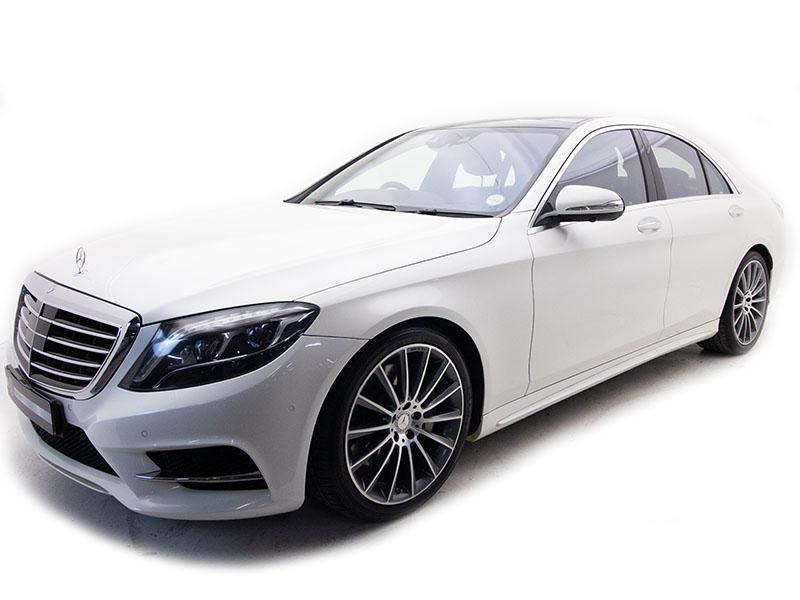 Mercedes-Benz S-Class S 500 Blueefficiency 7G-Tronic Plus
