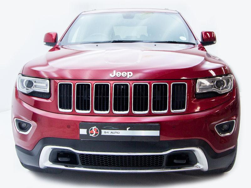 Jeep Grand Cherokee MY15 3.0 Crd Limited At
