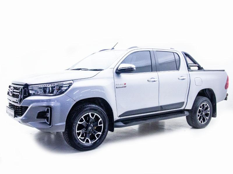 Toyota Hilux MY20.10 2.8 Gd-6 Rb Legend 6at Dc