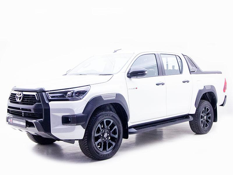 Toyota Hilux MY20.10 2.8 Gd-6 4X4 Legend Rs At Dc
