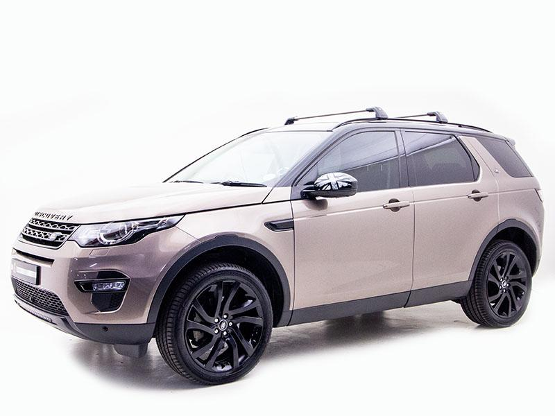 Land Rover Discovery Sport 2.2 Sd4 Hse Luxury At