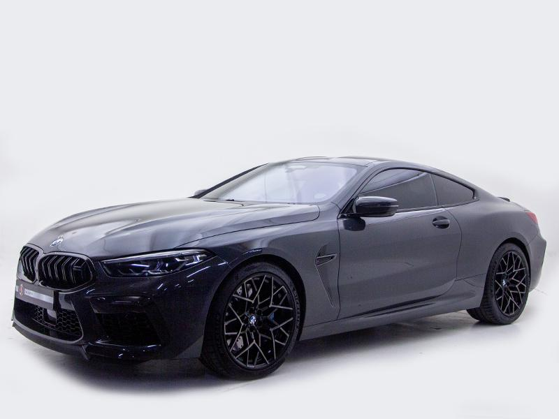 BMW 8 Series Coupe M8 Competition