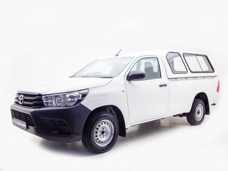 Toyota Hilux MY19.6 2.0 Vvti Chassis Cab A/C