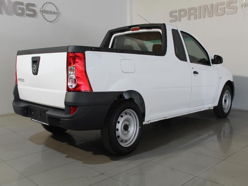 Nissan NP200 1.6 8V