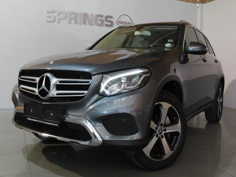 Mercedes-Benz Glc Glc 300 4matic Exclusive 9G-Tronic