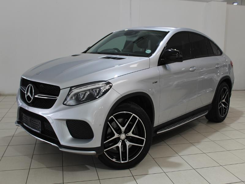 Mercedes-Benz Gle Coupe Mercedes-Amg Gle 450 9G-Tronic