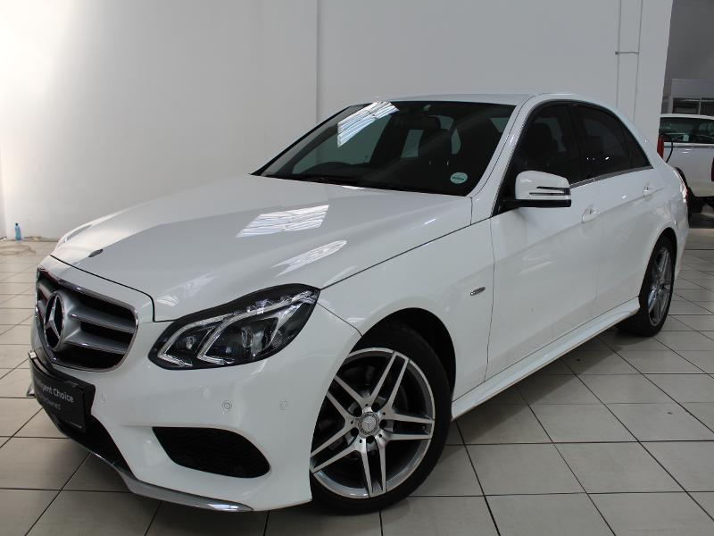 Mercedes-Benz E-Class Sedan E 200 9G-Tronic