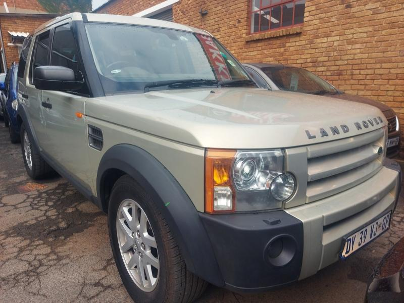 Land Rover Discovery 2.7 Tdv6 Se Commandshift