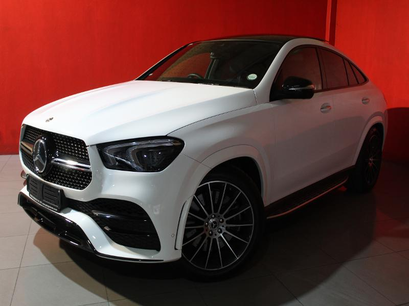 Mercedes-Benz Gle Coupe 400d Sports 4matic
