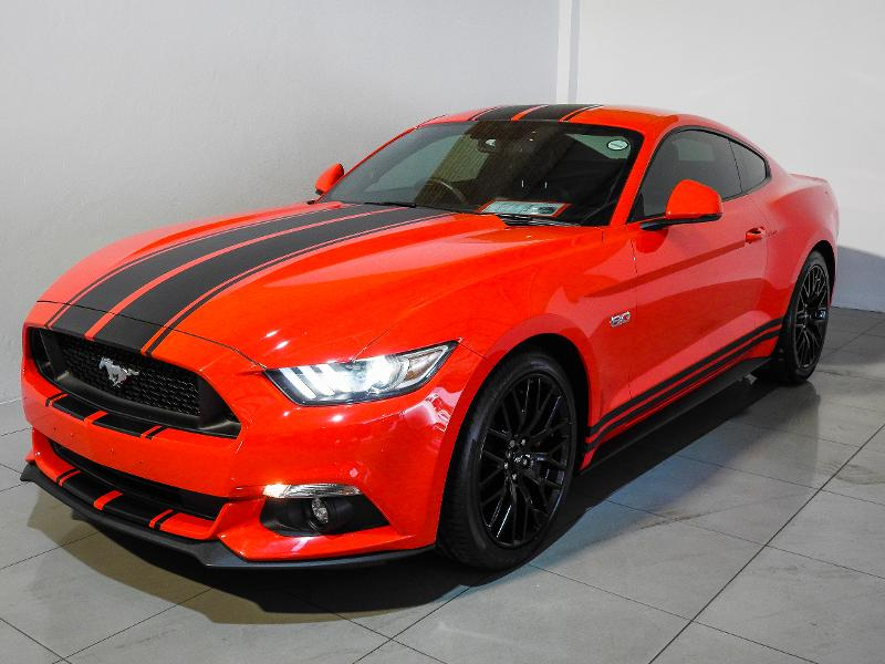 Ford Mustang 5.0 Gt Fastback At
