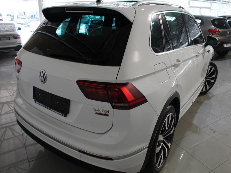 Volkswagen Tiguan My20 2.0 Tdi Highline 4motion Dsg