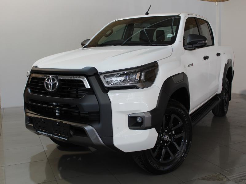 Toyota Hilux MY21.9 2.8 Gd-6 Rb Raider At Dc