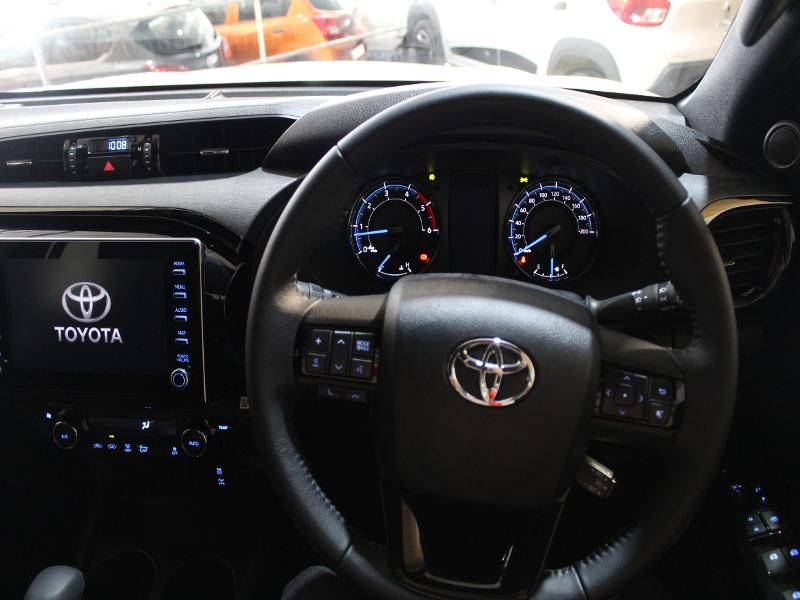 Toyota Hilux MY20.10 2.8 Gd-6 Rb Raider At Dc