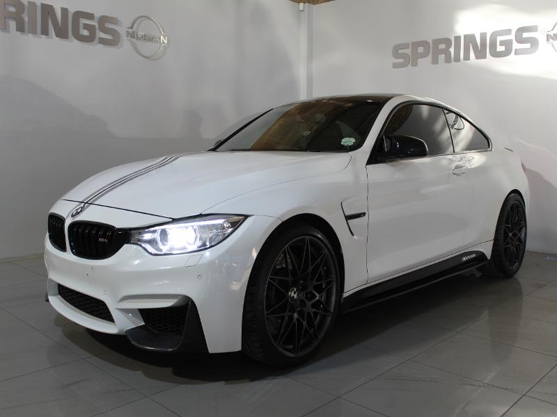 BMW M4 Coupe Facelift Competition M-Dct