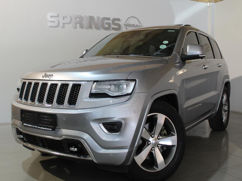 Jeep Grand Cherokee MY15 3.6 Overland At