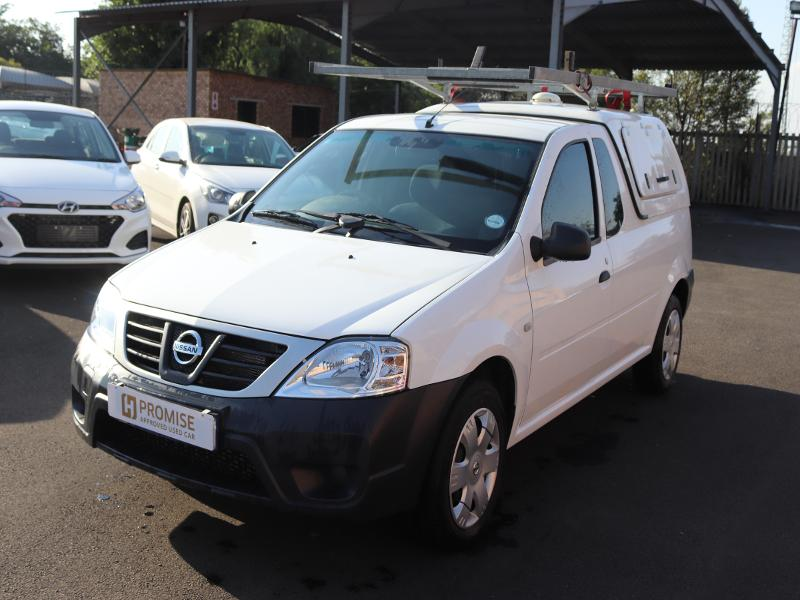 Nissan NP200 1.5 DCi Ac Safety Pack
