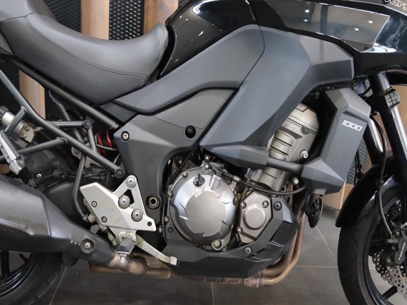 Kawasaki Zx LZ 1000 Versys