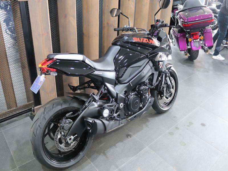 Suzuki Gsx S 1000s (Katana)