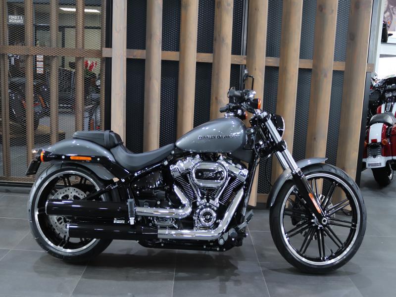 Harley Davidson Softail Breakout 114