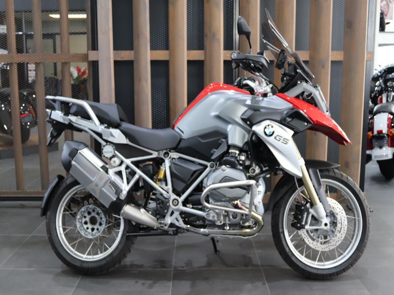 BMW R 1200 Gs (full Spec)