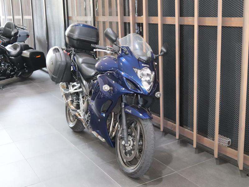 Suzuki Gsf 1250S