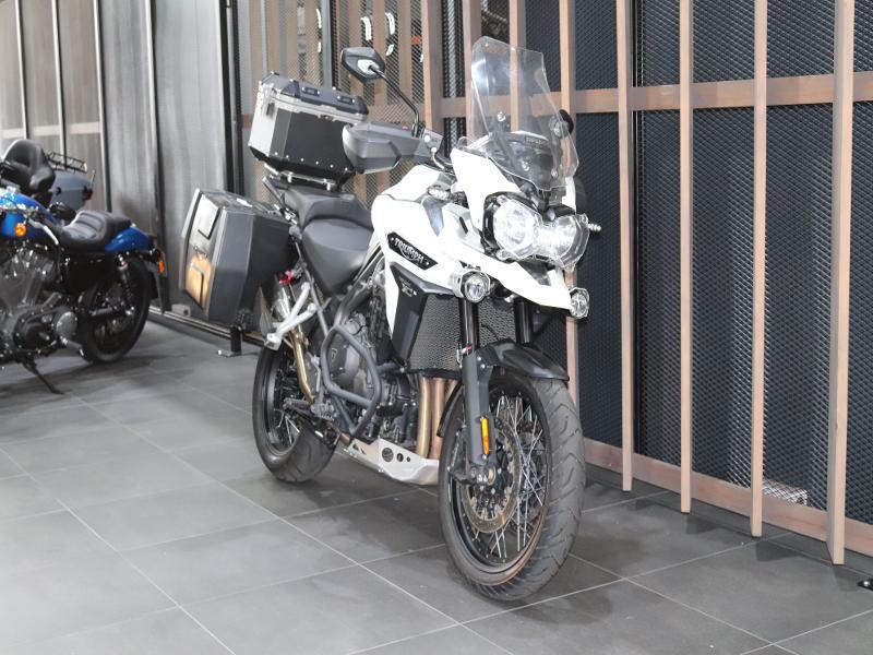 Triumph Tiger 1200 Explorer XCA