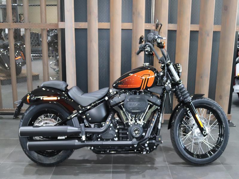 Harley Davidson Softail Street Bob