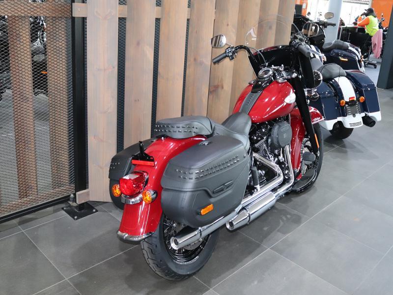 Harley Davidson Softail Heritage Classic 114