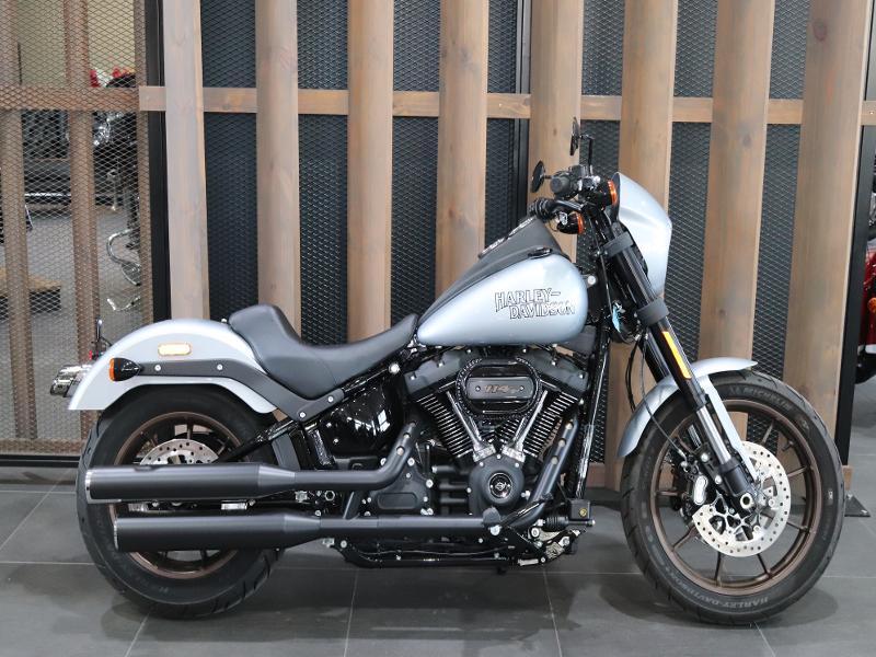 Harley Davidson Softail Low Rider S 114