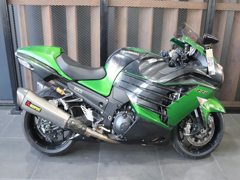 Kawasaki Zzr 1400 ABS Ohlins