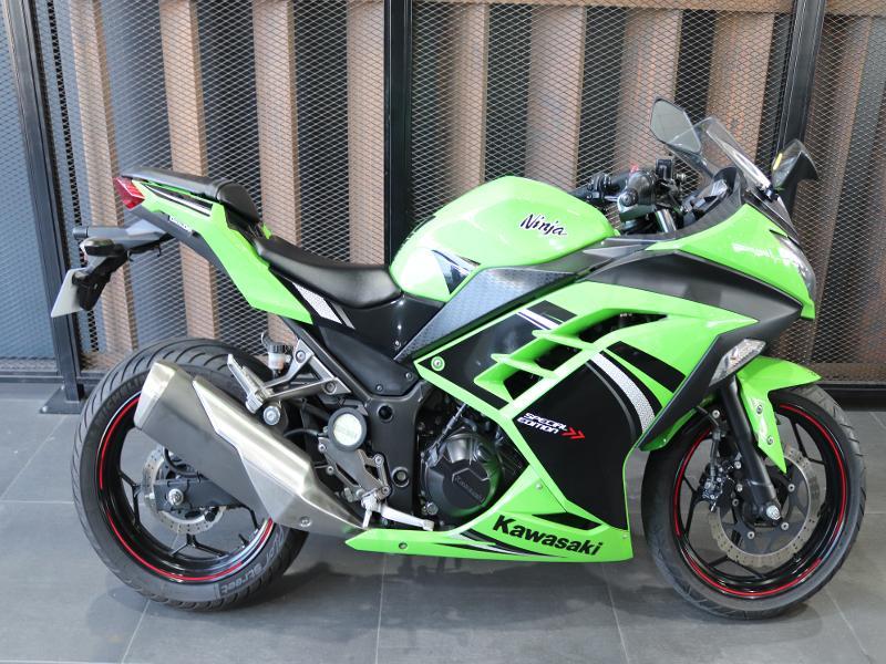 Kawasaki Ninja 300R (Ex300)