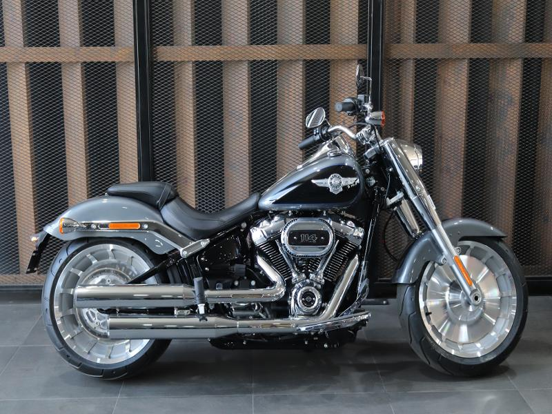 Harley Davidson Softail Fat Boy 114