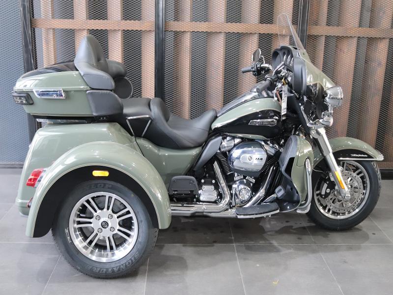 Harley Davidson Tri Glide Ultra Custom