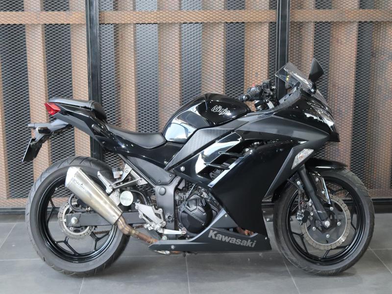 Kawasaki Ninja 250R (ex250l Fa)