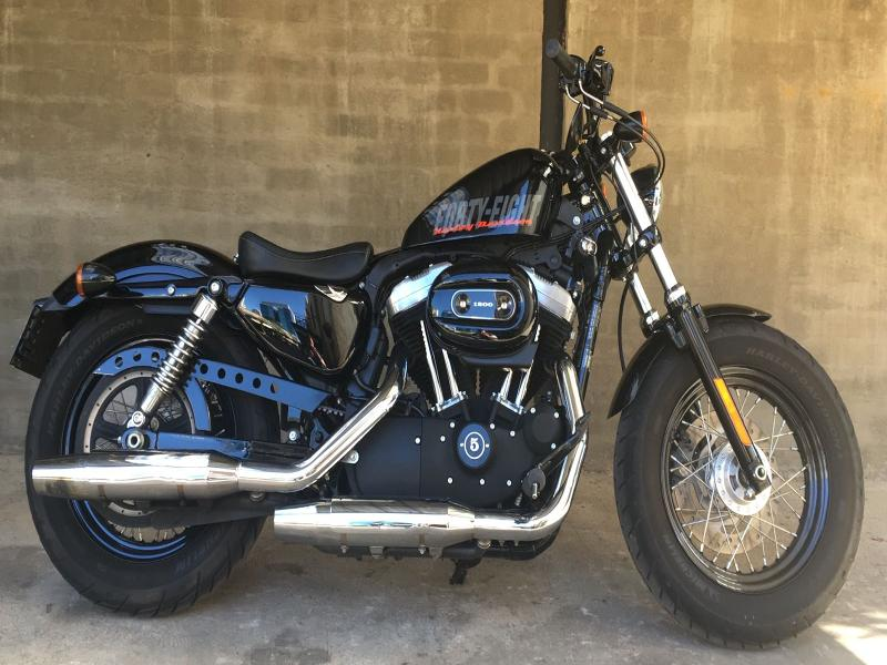 Harley Davidson Sportster XL 1200X Forty Eight