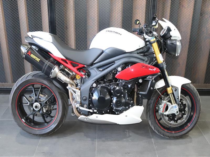 Triumph Speed Triple R 1050 ABS