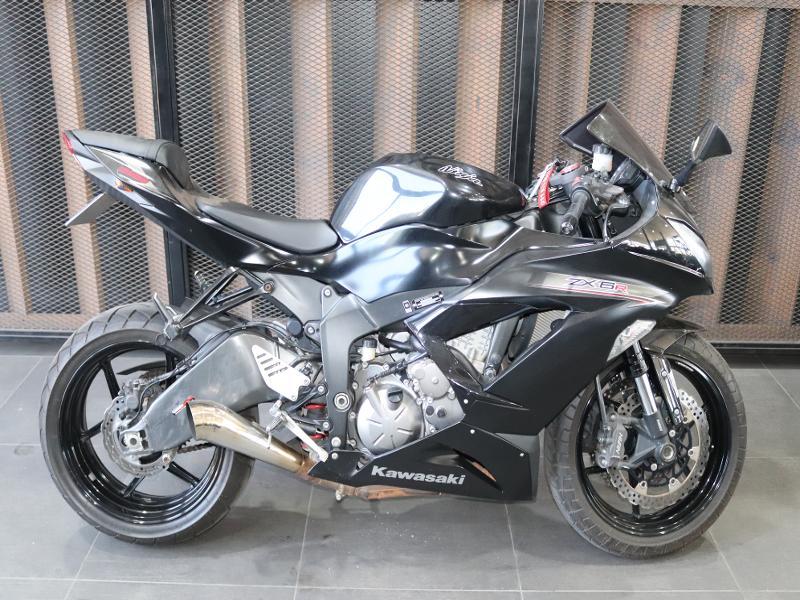 Kawasaki Zx6-R 500 S