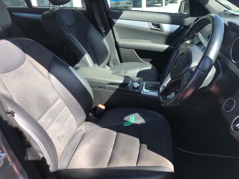 Mercedes C-Class Sedan 250 Cdi Blueefficiency Avantgarde 7
