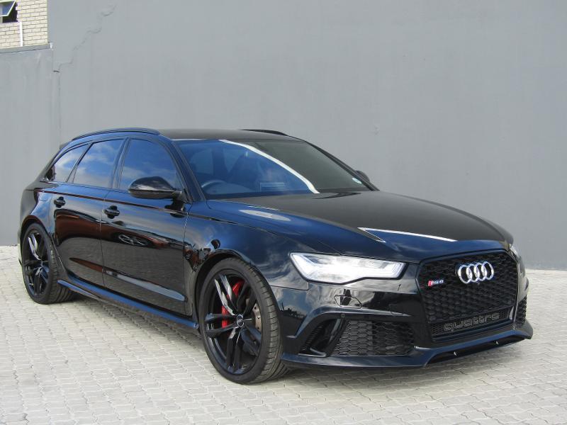 Audi A6 Avant Rs6 Tfsi Quattro Tiptronic