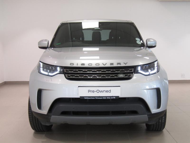 Land Rover Discovery My17 3.0 V6 Se