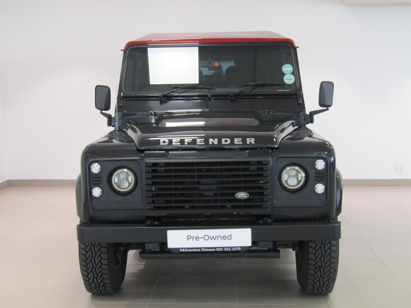 Land Rover Defender My14 110 2.2 Td Station Wagon Africa Ltd