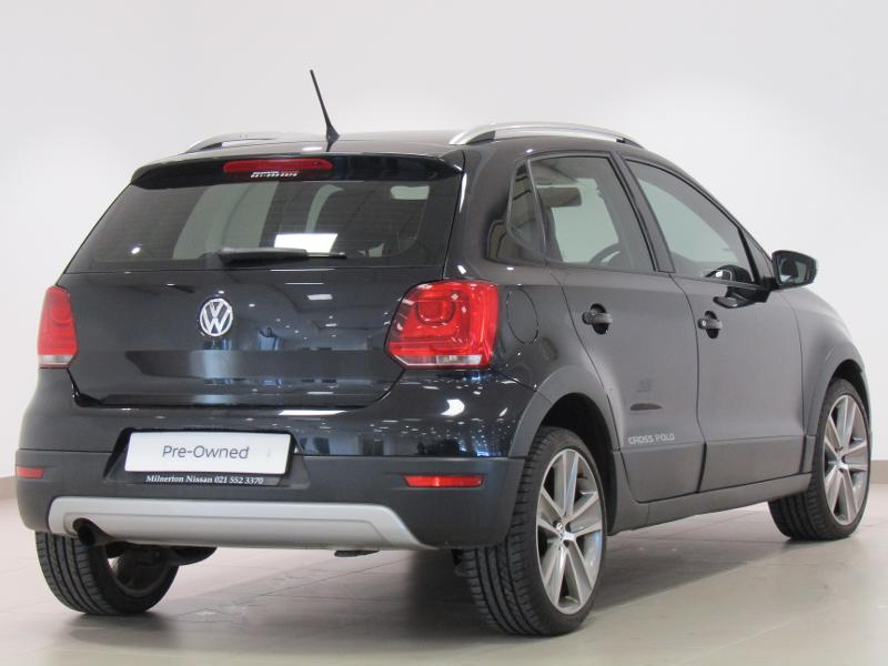 Volkswagen Polo Crosspolo 1.6 Tdi