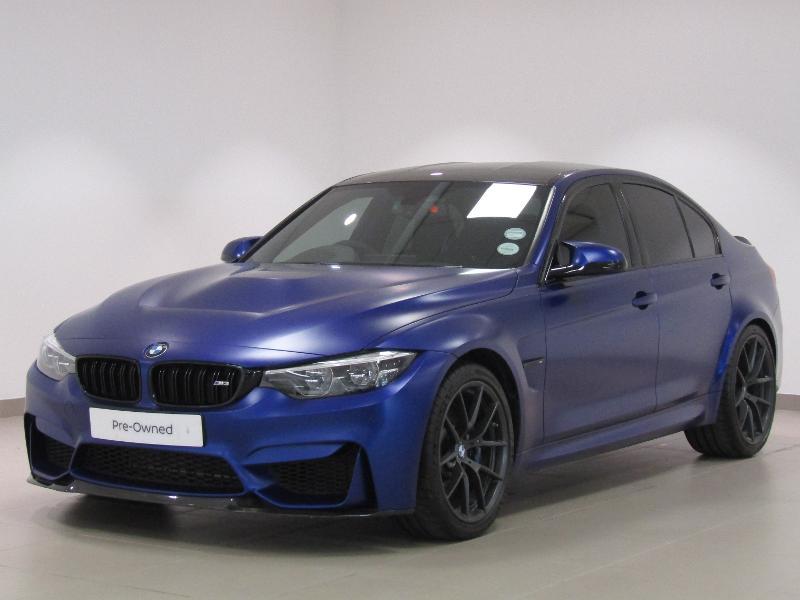 BMW M3 Cs M-Dct