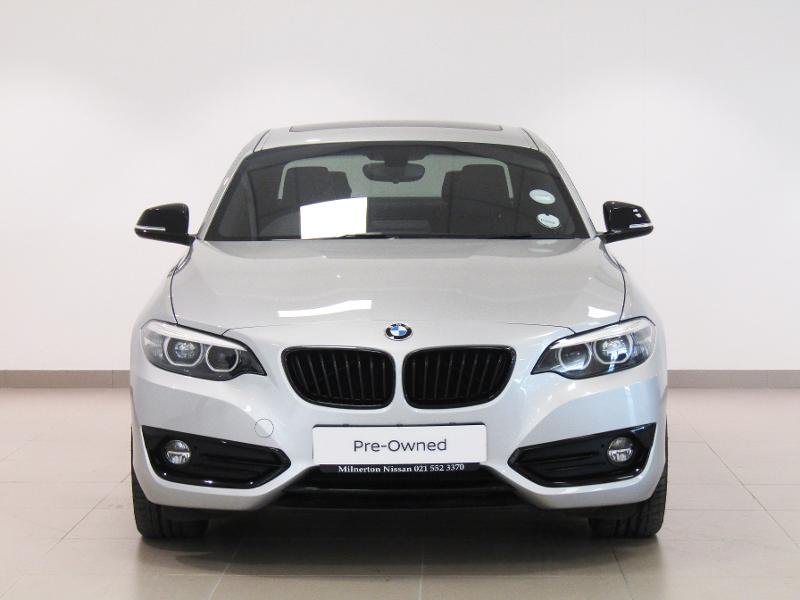 BMW 2 Series Coupe 220i Sport Line Shadow Edt
