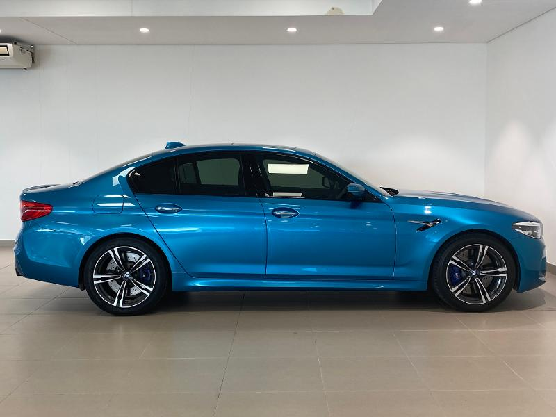 BMW M5 Sedan M-Dct