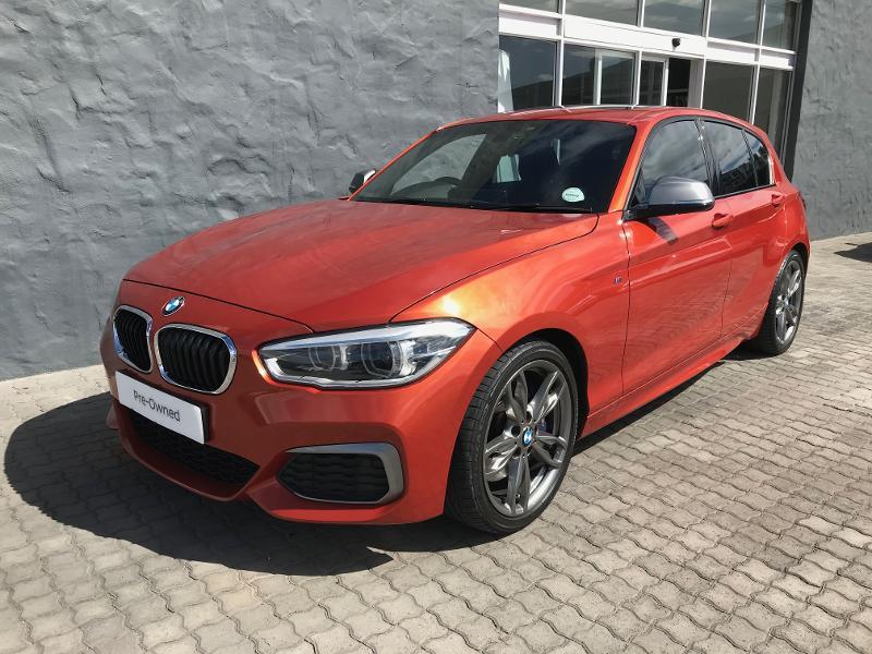 BMW 1 Series 5-Door M140i M Sport Shadow Edt Spt S-Tron