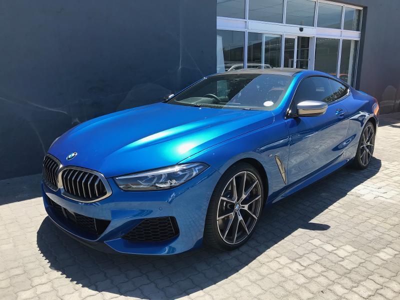 BMW 8 Series Coupe M850i Xdrive Sport Steptronic