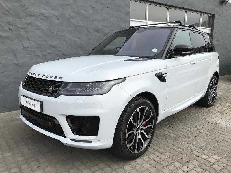 Land Rover Range Rover Sport My19 4.4 D Hse Dynamic (250kW)