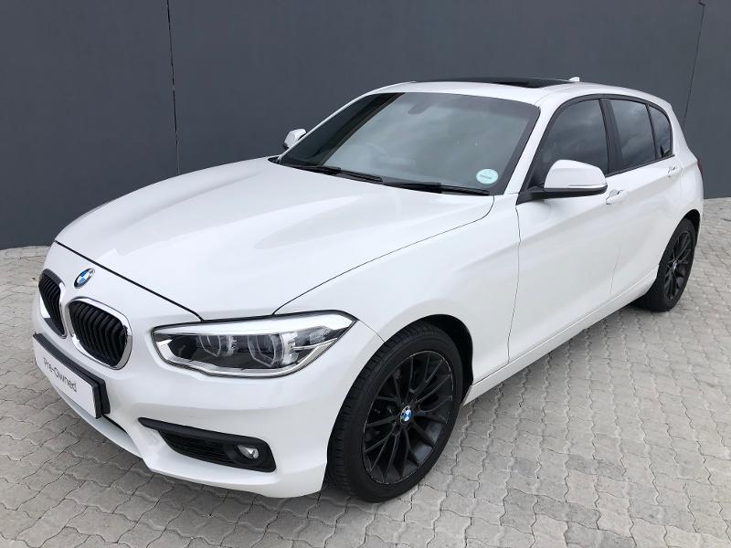 BMW 1 Series 5-Door 120i Sport Line